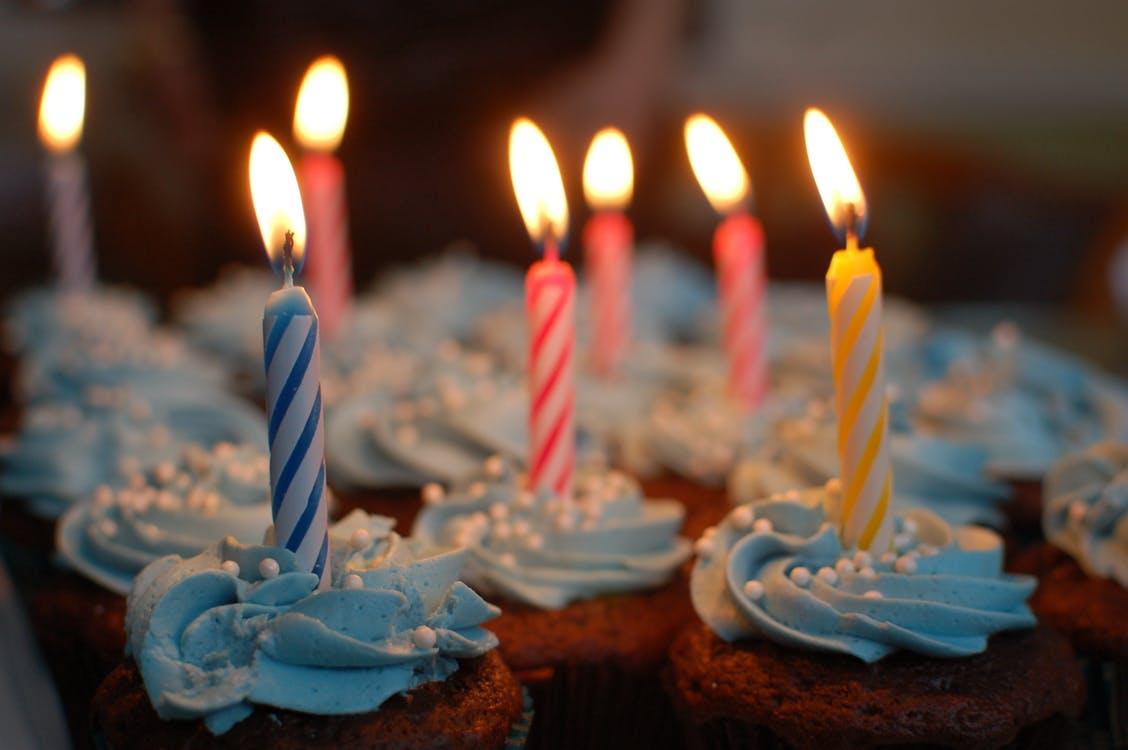 Grattis på födelsedagen til en ven